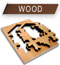 COMPARISON AT A GLANCE - wood