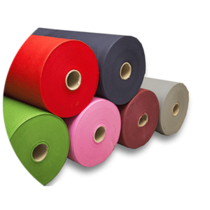 Textile rolls ensure space-saving storage