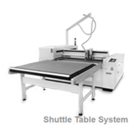 Laser Cutting System L-1200 with Shuttle Table System