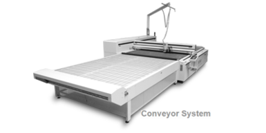 CO2 laser machine XL-3200 with Conveyor System