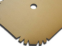 Filter - polypropylene laser cutting