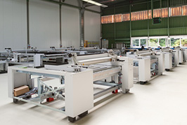eurolaser production hall
