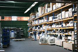 eurolaser warehouse