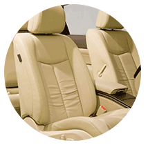 (Synthetic) leather are ideally suitable and will be used in the automotive industry