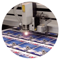 Polyester is ideally suitable for the laser cutting and engraving.