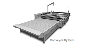 Laser Cutter System 2XL-3200 with Conveyor System