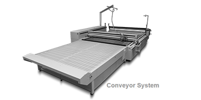 Cutting Laser Machine 3XL-3200 with Conveyor System