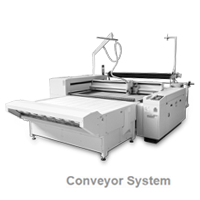 Laser Cutting Machine M-1200 with Conveyor System