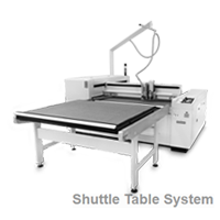 Laser Cutting Machine M-1200 with Shuttle Table System