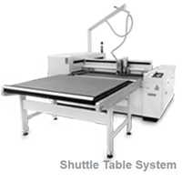 Laser Cutter Machine XL-1200 with Shuttle Table System