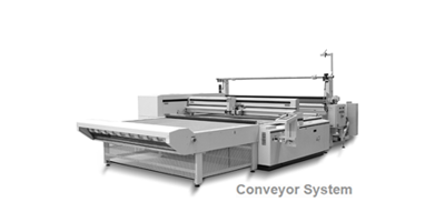 Laser Cutter XL-1600 with Conveyor System