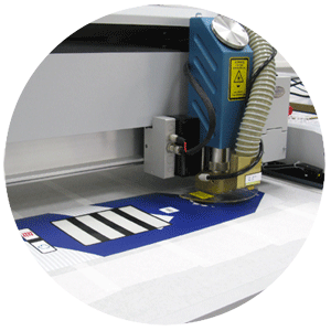Laser cutting of foils with the eurolaser system