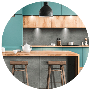 easySTYLE for kitchen application