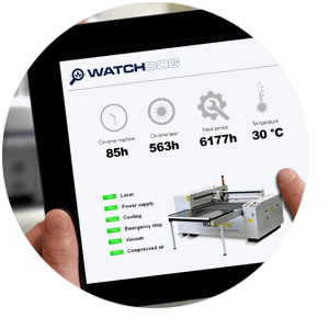 WATCHDOG - Live-Monitoring und Ferndiagnostik