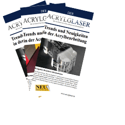 Acrylic Glazier – The specialist magazine for acrylic processors