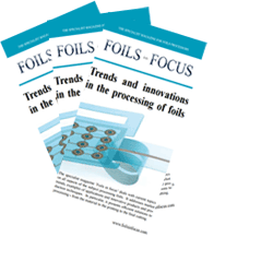 Foils in Focus – The specialist magazine for foils processors