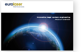 Product overview - Innovative laser system engineering