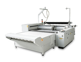 Laser Cutting System L-1200 for textiles