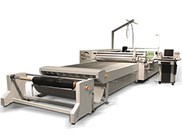 Conveyor System - Automated Material Feed, Roll-Off Systems