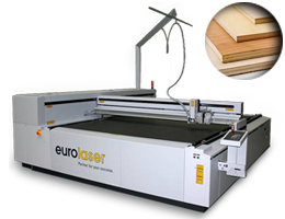 CO₂-Laser Machine L-3200 for wood