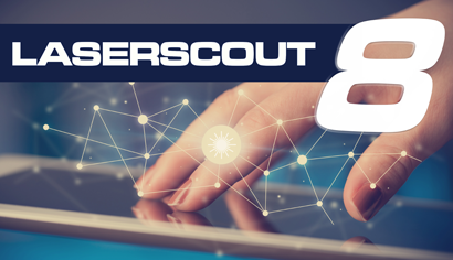 New version LASERSCOUT 8