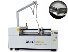 Laser Cutting System L-1200 for acrylic