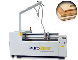 Laser Cutting System L-1200 for wood