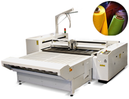 Laser Cutting Machine M-1200 for textile
