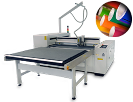 Laser Cutting Machine M-1200 for foils