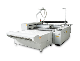 Laser Cutting Machine M-1200 for textiles
