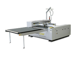 Cutting Machine M-1600 for foils
