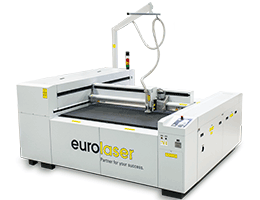 Cutting Machine M-1600 for acrylic