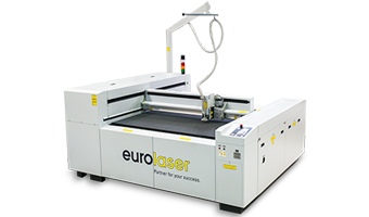 CO₂ Laser Cutting System M-1600