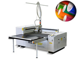 Laser Cutter M-800 for foils