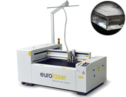 Laser Cutter M-800 for acrylic
