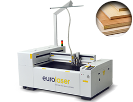 Laser Cutter M-800 for wood