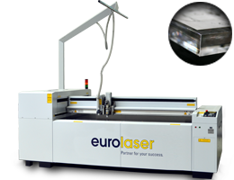 Laser Cutter Machine XL-1200 for acrylic