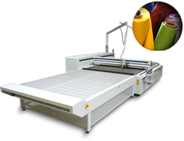 Laser Cutter XL-1600 for textile