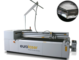 Laser Cutter XL-1600 for acrylic