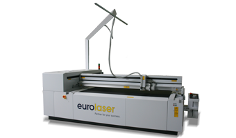 CO₂ lasercutter XL-1600