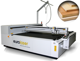 CO₂ Laser Machine XL-3200 for wood